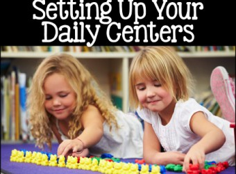 Math Centers – A How-to Guide!