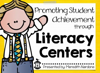 Literacy Centers & Student Achievement