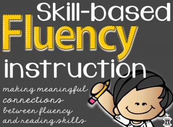 Skill-based Fluency Instruction