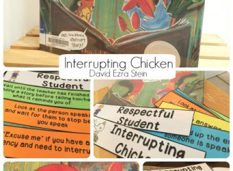 Interrupting Chicken: Lesson Plan Ideas