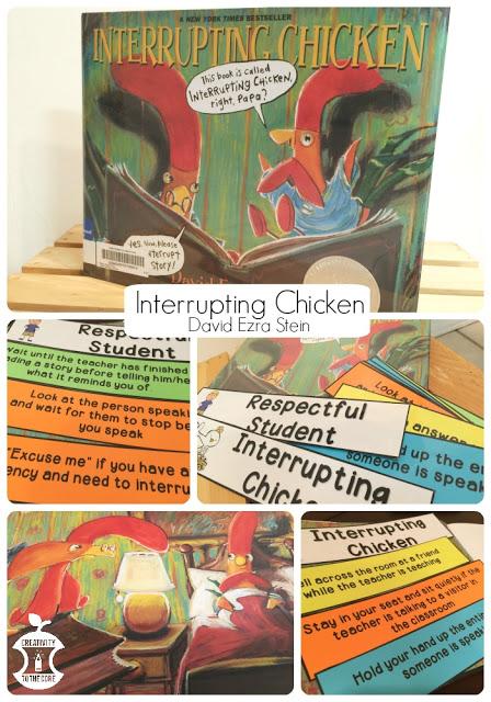 Interrupting Chicken Activities