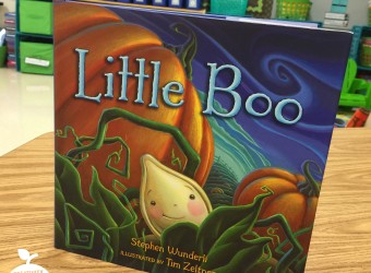 Little Boo: Mentor Text Lesson Plan Ideas