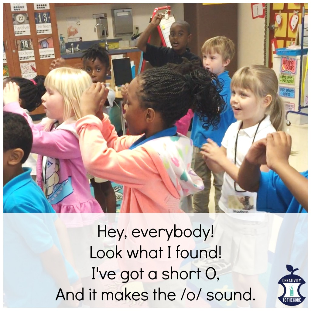 Short Vowel Chants help to increase student engagement and practice short vowel sounds. They are wonderful to use as transition helpers or as brain breaks!